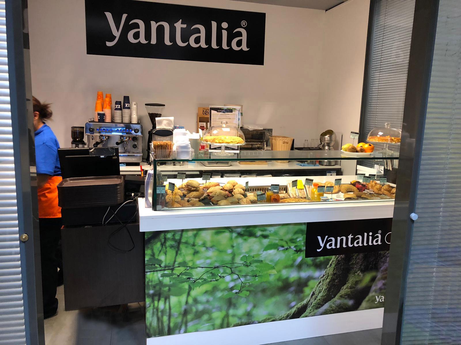 Yantalia Corners. Comida para empresas