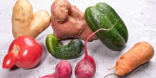 fruta y verdura feas